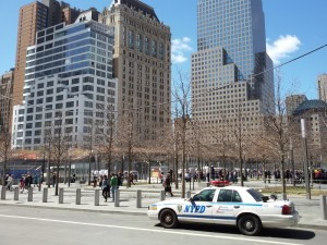 Ekologiczne miasto zielone energia Nowy Jork