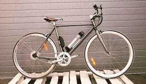 Rowery elektryczne rowery z bambusa