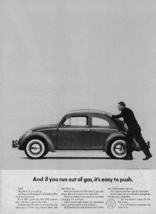 Afera z silnikami TDI Volkswagena