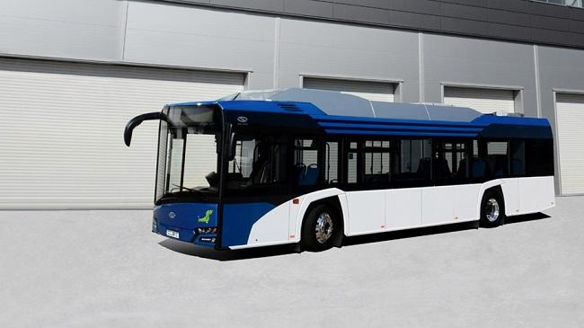 Autobus elektryczny Solaris Urbino