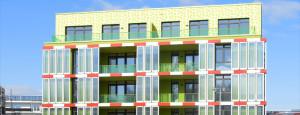 Biomimikra w architekturze - BIQ w Hamburgu