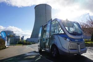 Elektrownia atomowa autonomiczne pokazdy samochody elektryczne