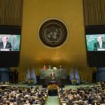 Ratyfikacja porozumienia klimatycznego Nowy Jork 2016