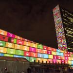 Ratyfikacja porozumienia klimatycznego UN hq