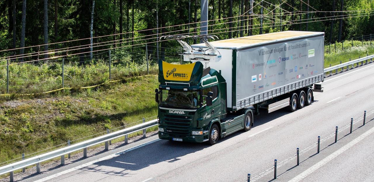 Ekologiczne samochody Siemens ehighway