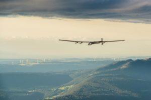 Elektryczne samoloty - Solar Impulse