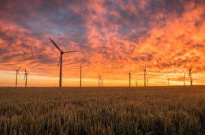 farmy wiatrowe korzystne dla klimatu