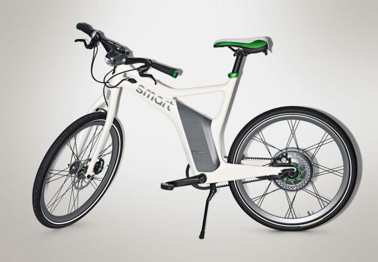 Smart E-bike elektryczny rower