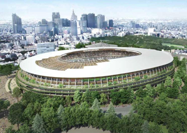 elektroniczne śmieci na olimpiadę w Tokio 2