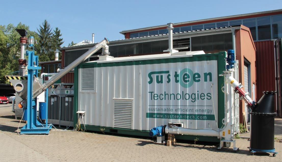 bioodpady innowacyjna technologia TCR kontener