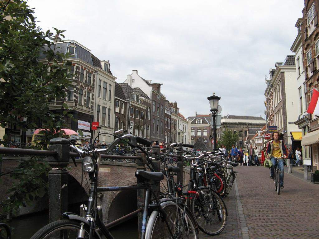 miasta dla rowerów utrecht