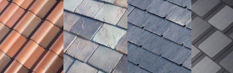 Dach solarny Tesli - budowa