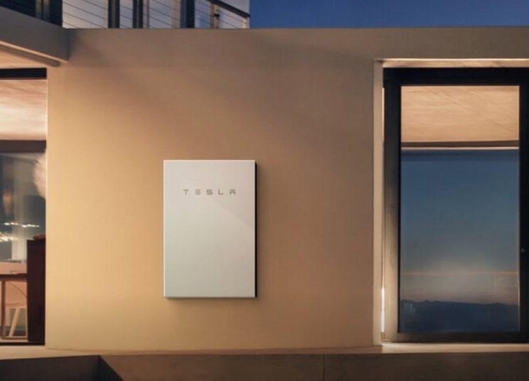 Powerwall Tesla - domowy lub biurowy magazyn energii