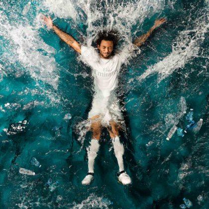 Adidas, buty z morskich śmieci i piłkarze / Źródło: Adidas