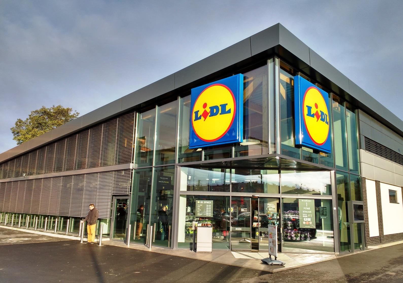 Сеть Lidl: скидки до 50 % на продукты питания во всех магазинах