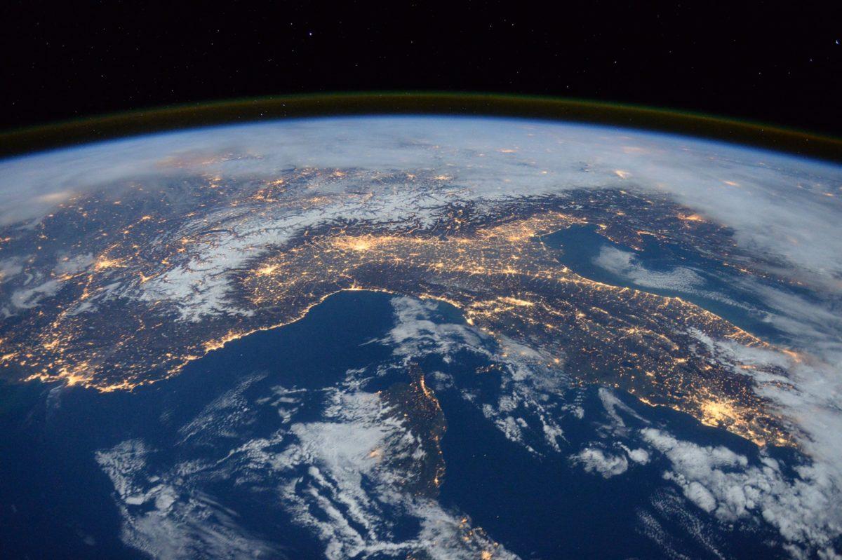 porozumienie klimatyczne epa ziemia z kosmosu