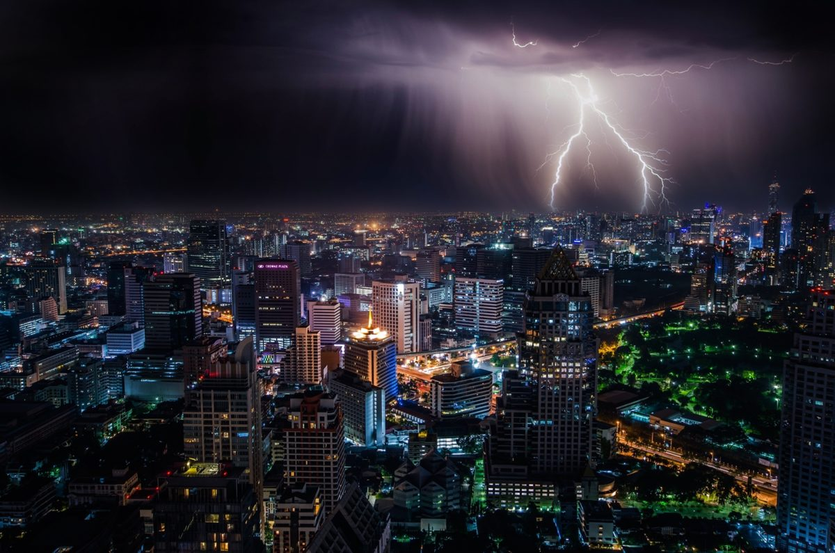 usuwanie co2 storm bangkok