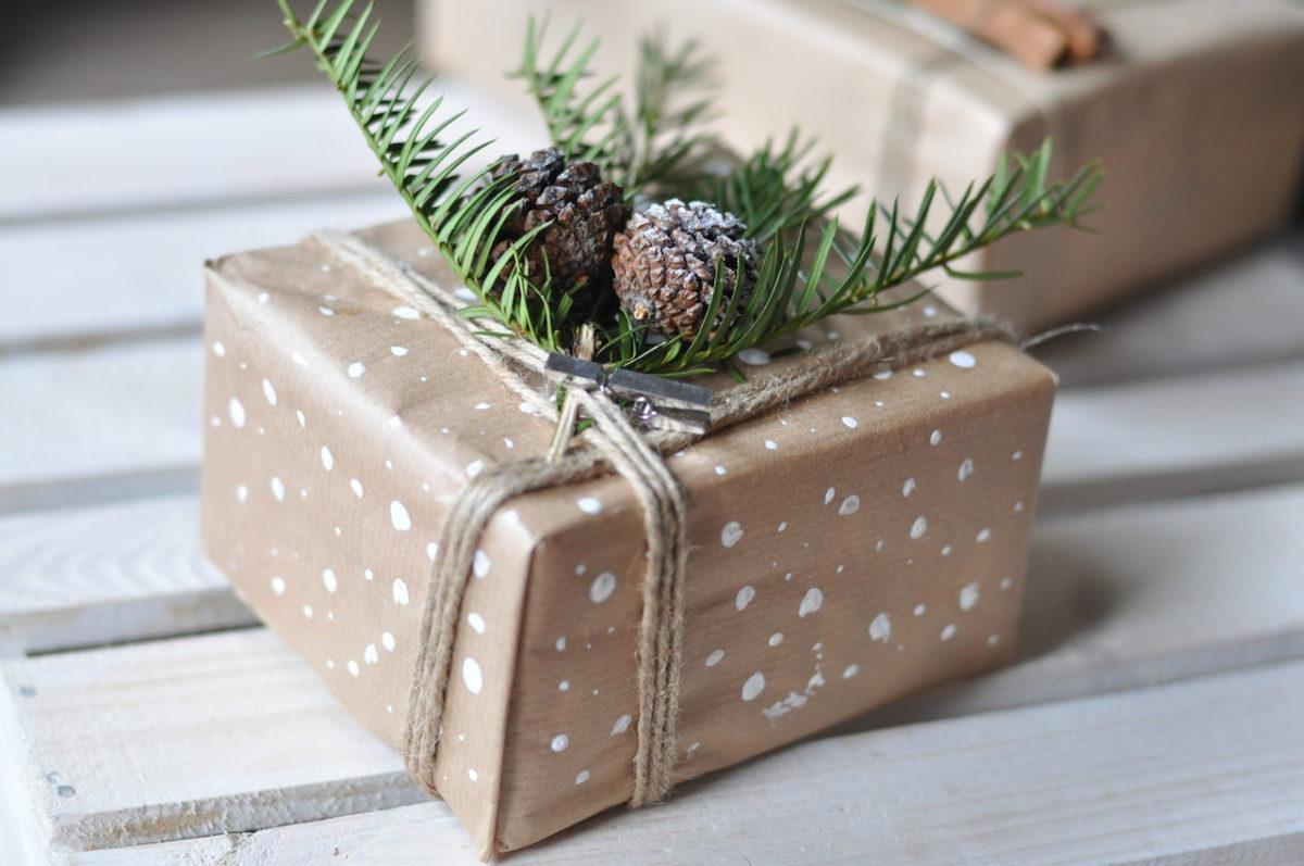 ekologiczne święta pakowanie prezentów fashionelka.pl
