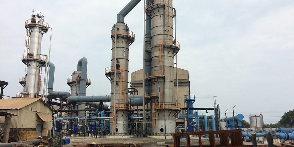przetwarzanie CO2 proszek do pieczenia fabryka
