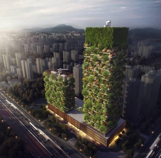 Ekologiczne Chiny