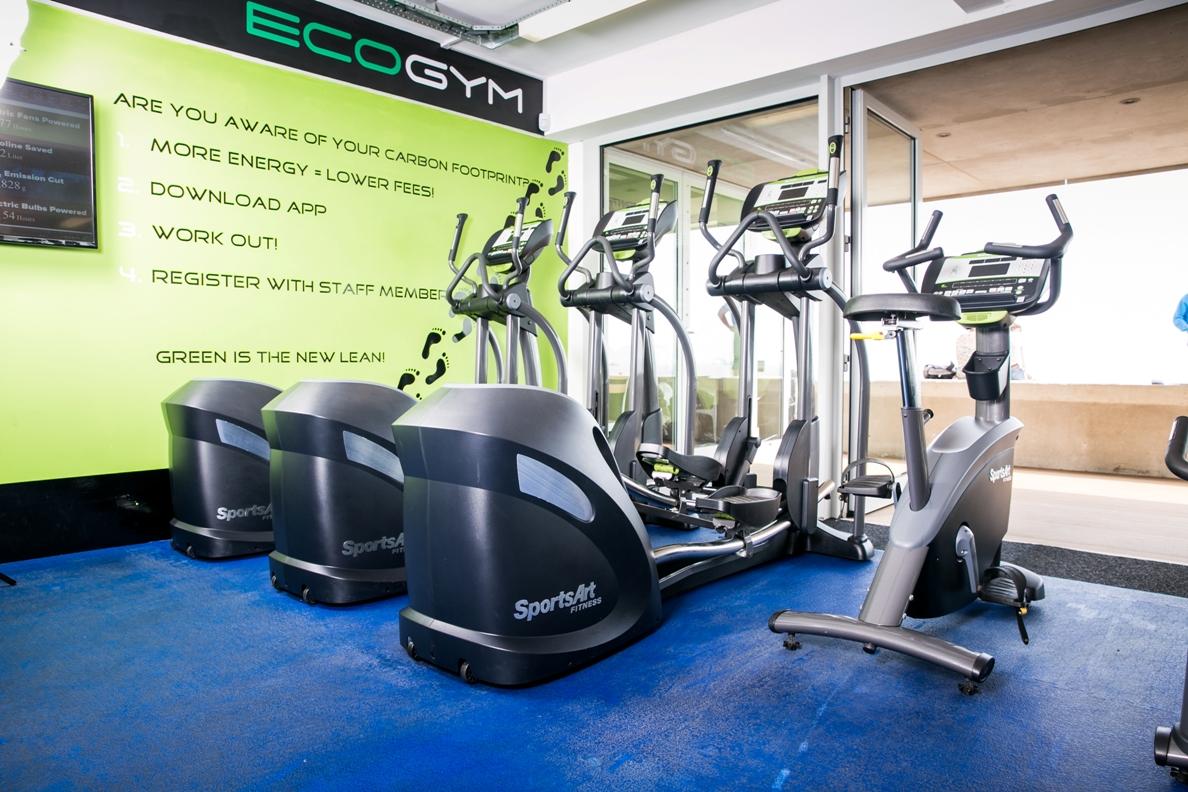ekologiczna siłownia sportsart