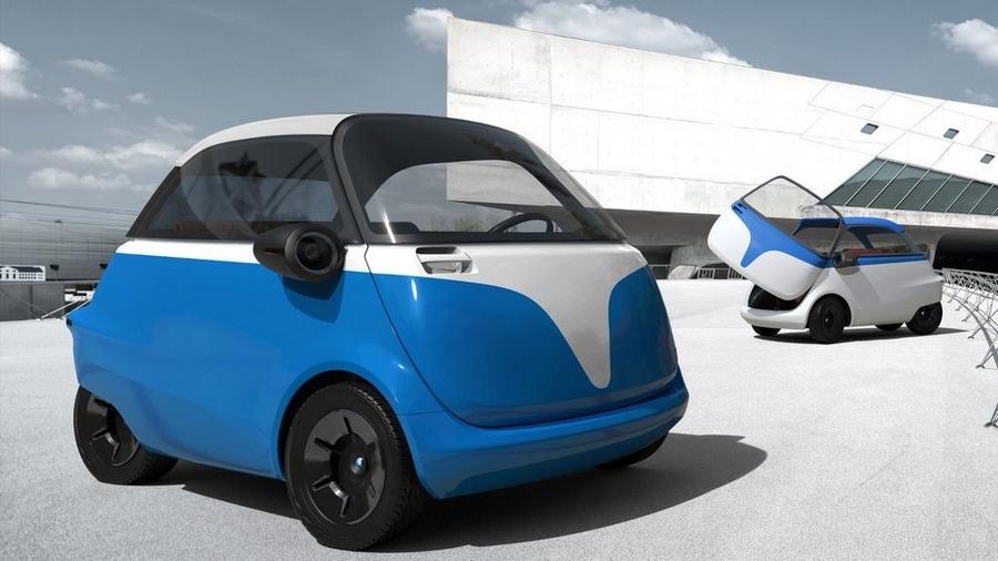 microlino miejski samochod przyszłości