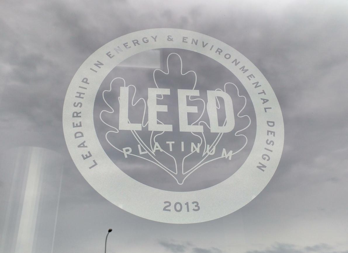 zielone budynki certyfikat LEED
