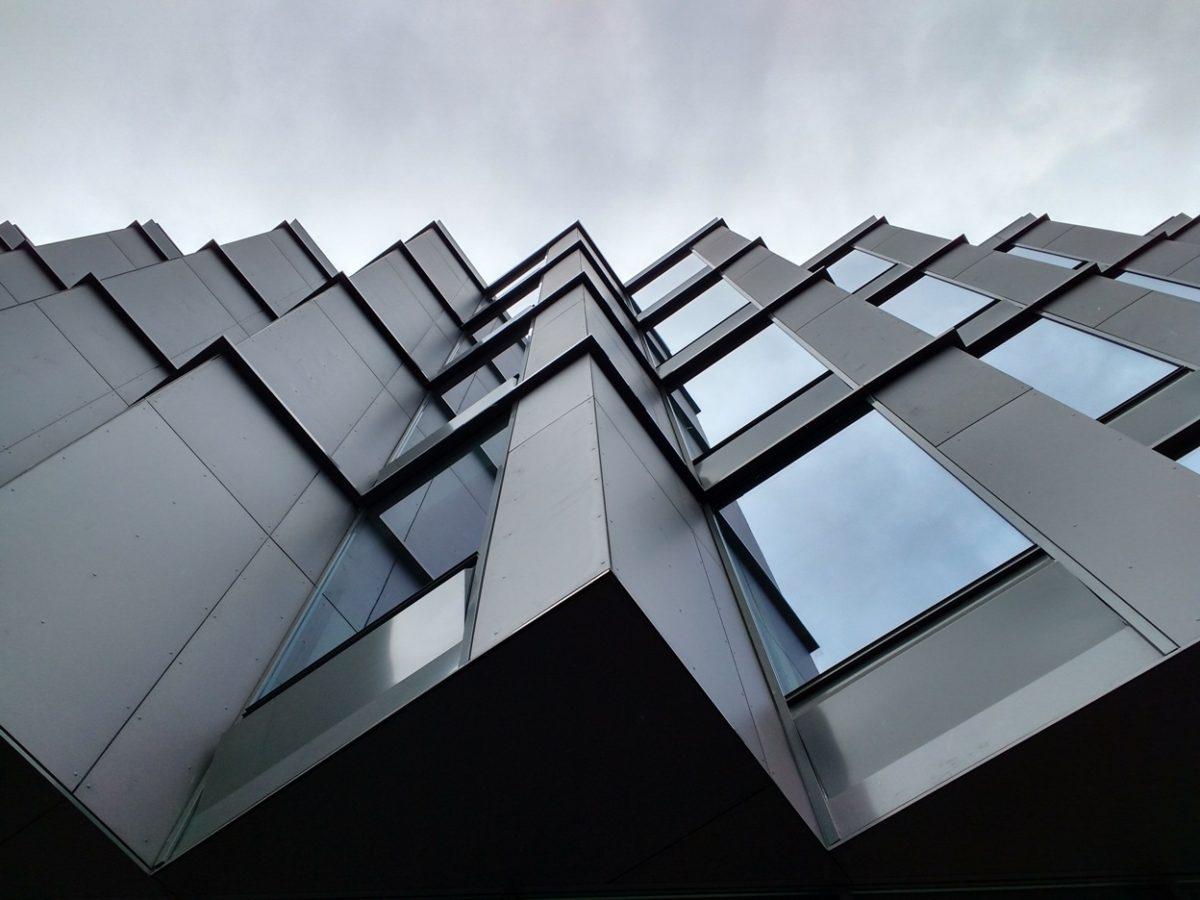 zielone budynki malta house poznań