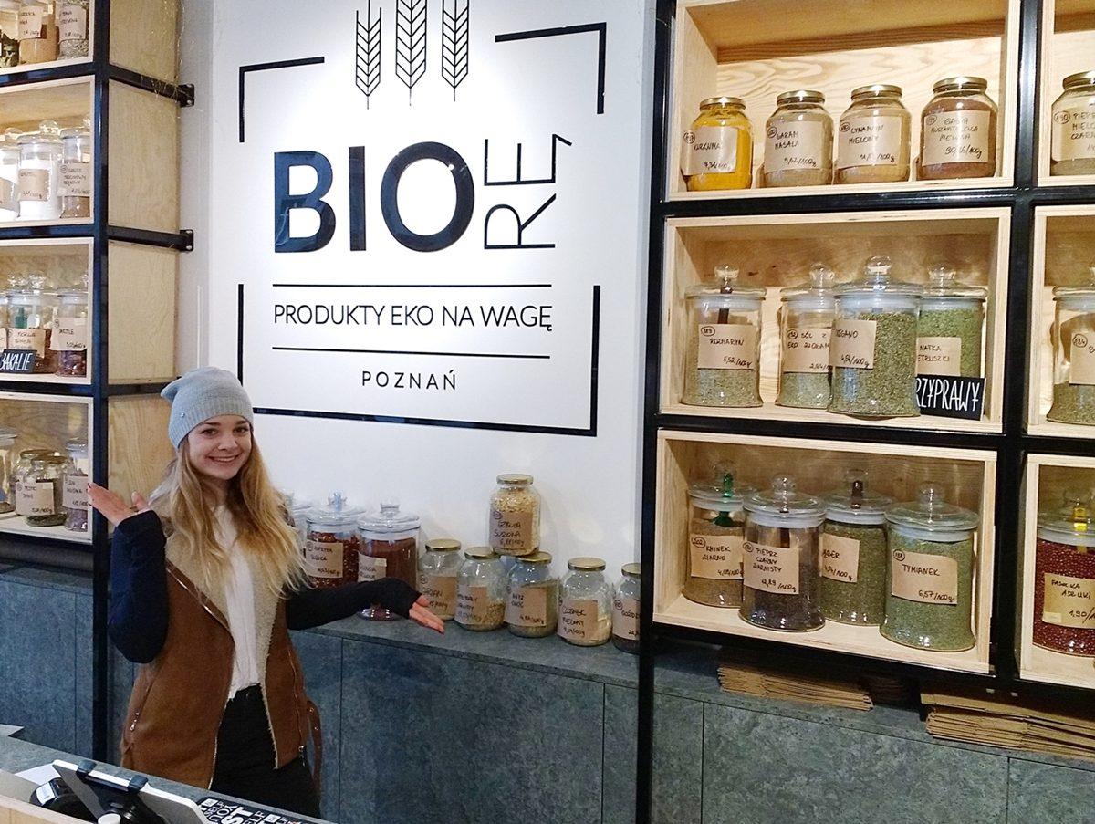 BIOrę sklep zero waste Poznań x1