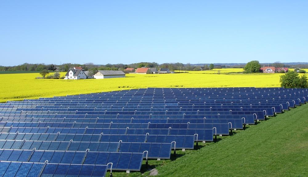 energia słoneczna kolektory słoneczne dania