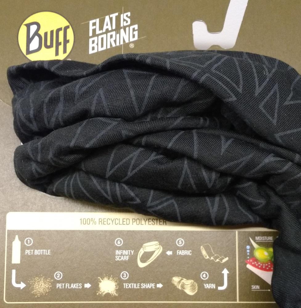 ubrania akcesoria recykling buff infinity recycled