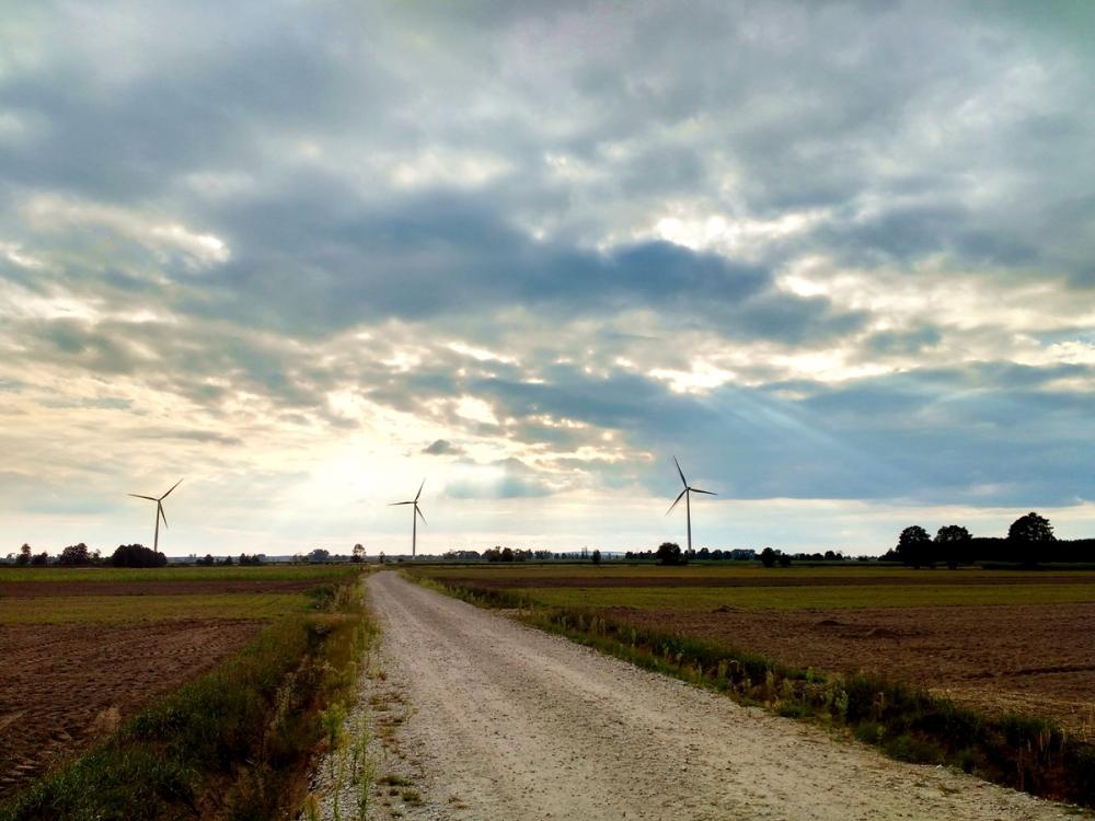 zielona energia farma wiatrowa polska
