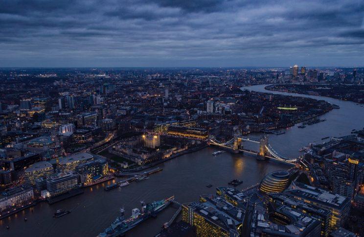 Ekologiczne miasto numer 2 Londyn