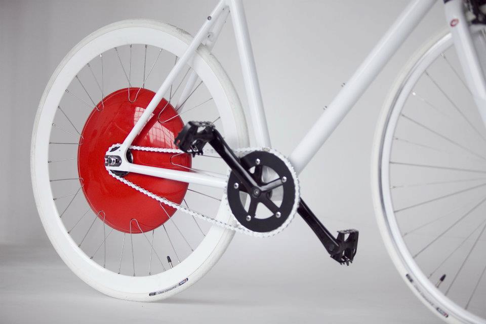 jak przerobić rower na elektryczny copenhagen wheel