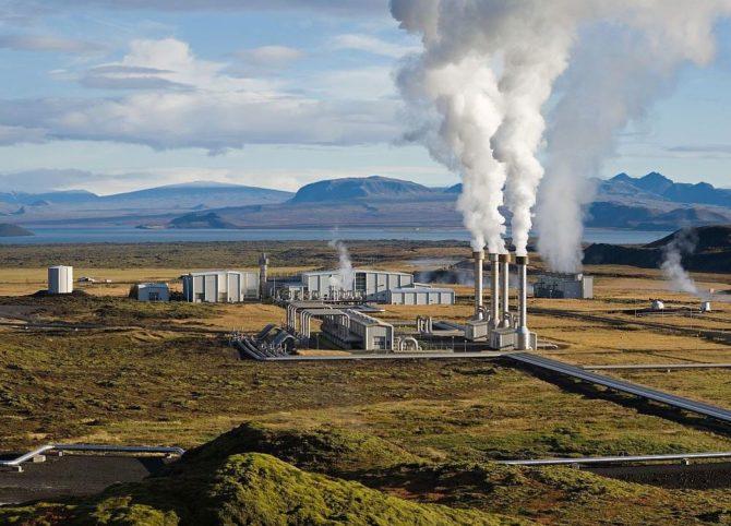 energia geotermalna islandia