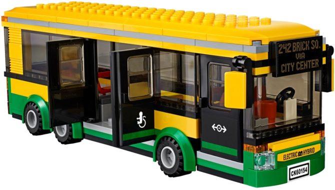 klocki lego autobus 60154