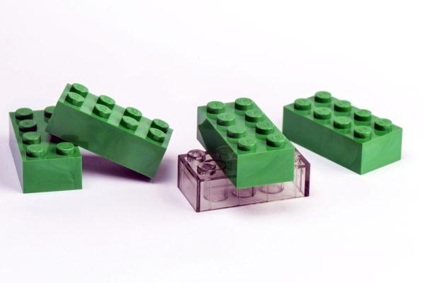 klocki LEGO ekologiczne