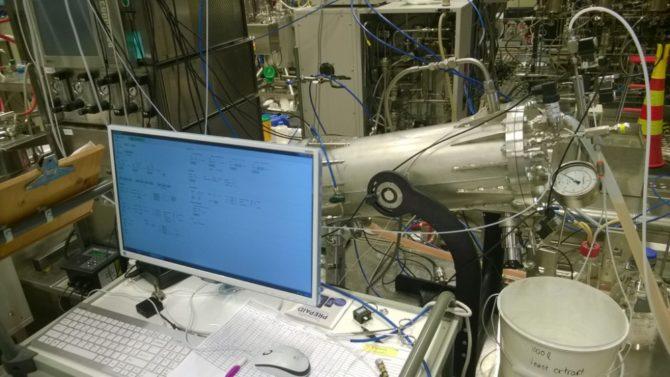 jedzenie z CO2 bioreaktor
