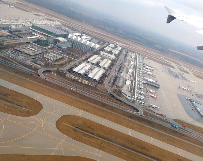 ocieplenie klimatu lotnisko monachium x