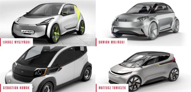 elektromobilność w polsce konkurs zwycięzcy