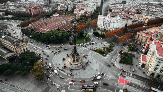 ekologiczne miasta barcelona