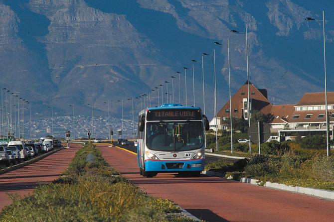 ekologiczne miasta kapsztad brt