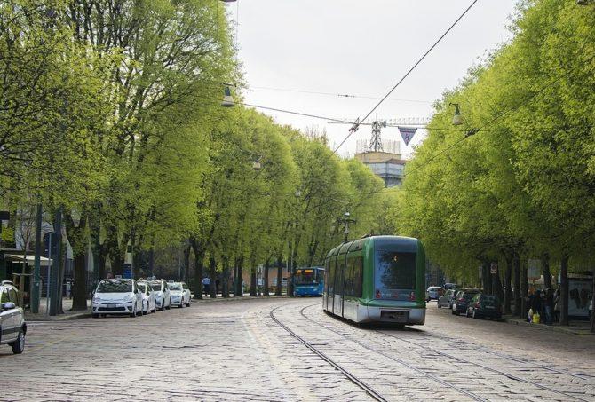 ekologiczne miasta mediolan