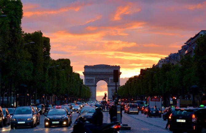 ekologiczne miasta paryż