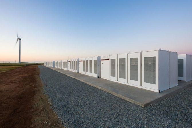 Tesla Bateria Australia południowa