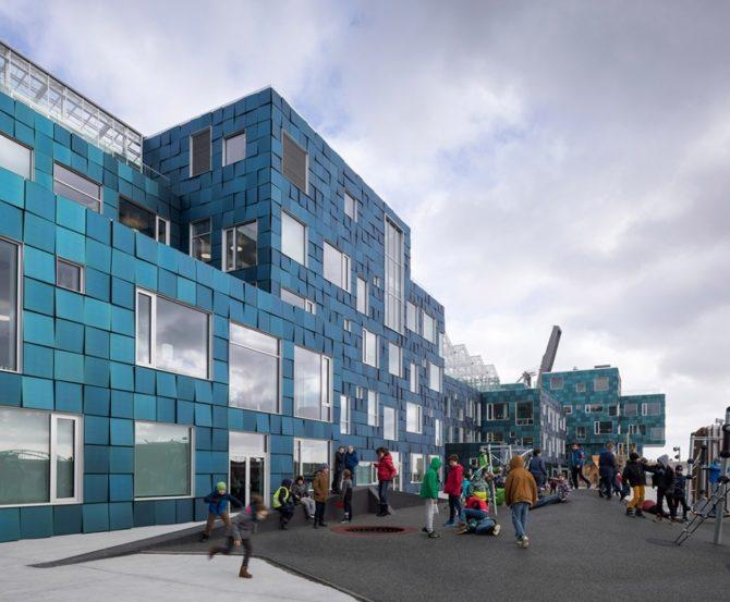 energia ze słońca szkoła nordhavn cf moeller