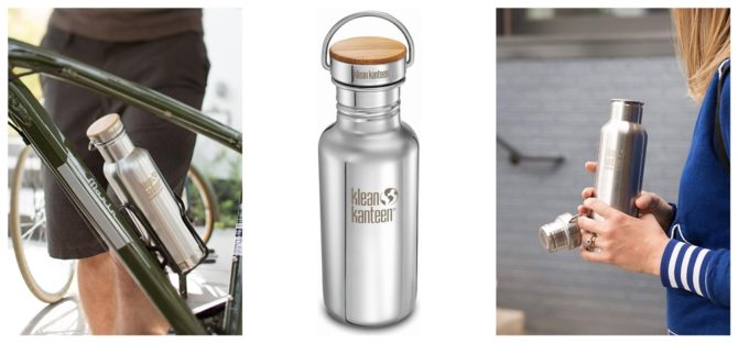 bidon metalowy klean kanteen reflect