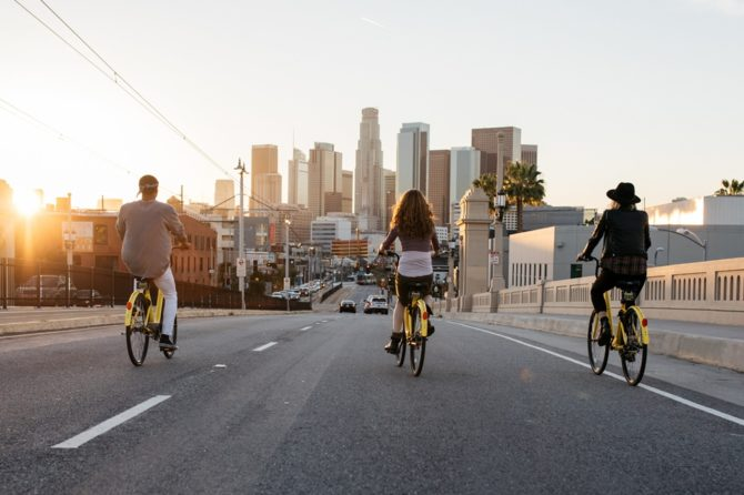 ekologiczne prognozy dockless bike sharing ofo