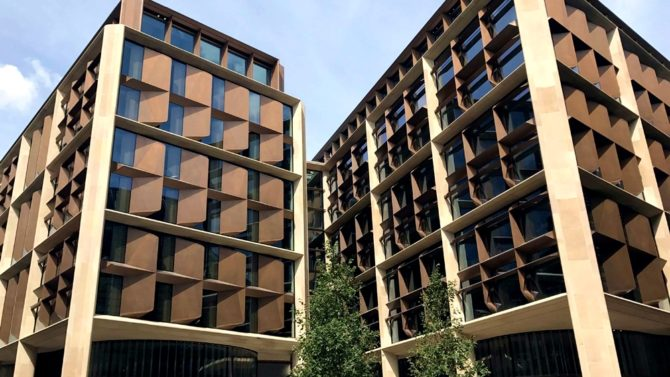 energooszczędne budynki bloomberg hq foster+partners