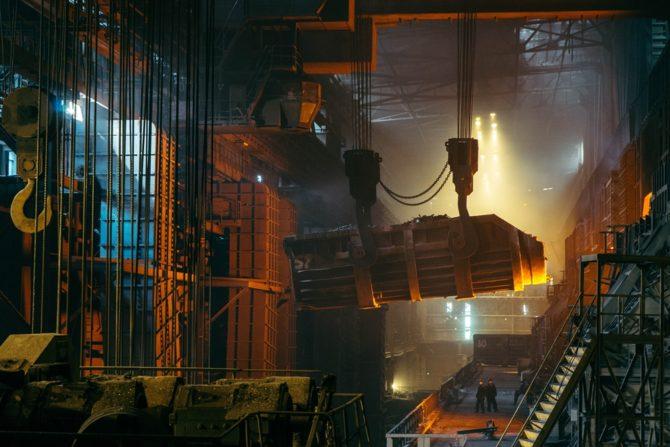 gospodarka w obiegu zamkniętym huta stali
